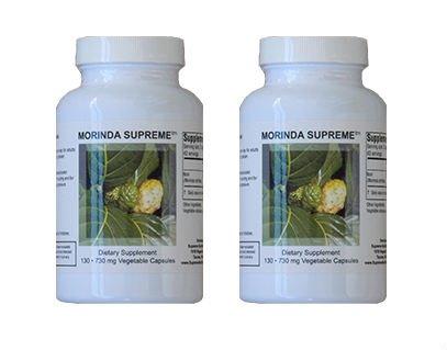 Morinda Supreme Dual Pack by Supreme Nutrition