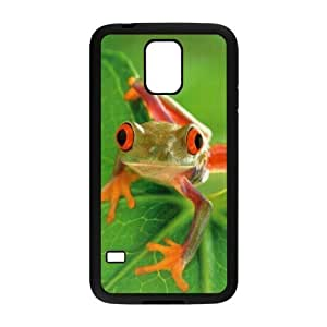 Frog Phone Case For Samsung Galaxy S5 i9600 [Pattern-1]