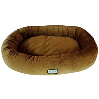 Armarkat Pet Bed 28-Inch by 21-Inch D02CZS-Small, Brown