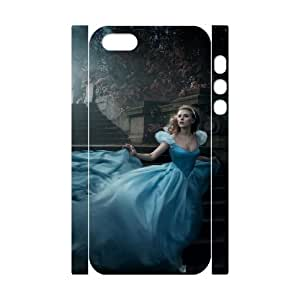 SYYCH Phone case Of Cinderella Cover Case For iPhone 5,5S