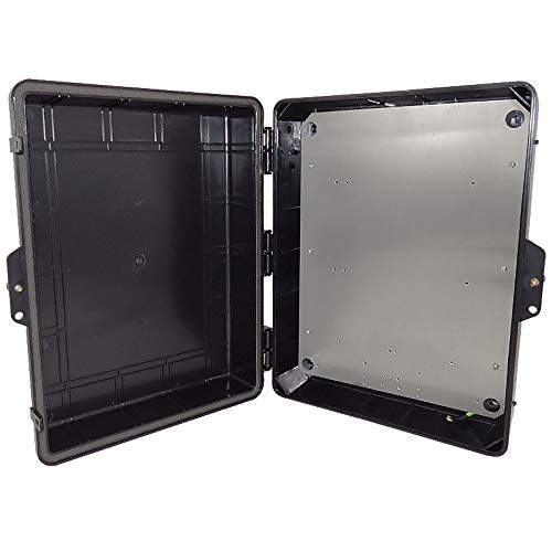 Altelix Stealth Black NEMA Enclosure 17x14x6 (14