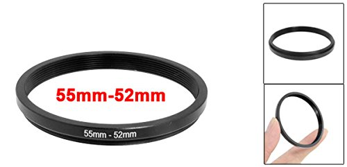 55mm-52mm-55mm-to-52mm-Black-Step-Down-Ring-Adapter-for-Camera
