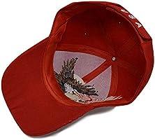 osfanersty Unisex 3D Bordado Patriótico águila Agarrando Bandera ...