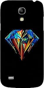 Colorido Diseñador Snoogg Diamante Protectora Volver Funda Para Samsung Galax...