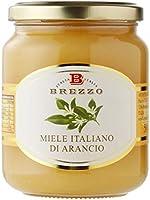 BREZZO(ブレッゾ) 【Amazon.co.jp 限定】BREZZO イタリア産 天然はちみつ 500g アカシア 1個