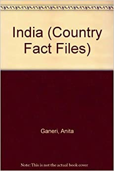 Book Country Fact Files: India