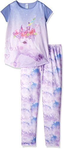 The Children's Place Toddler Girls' Short Sleeve Pajama Set