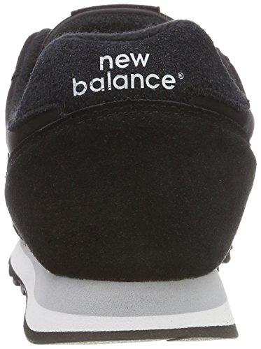 Mink Mujer silver 373 Balance Ksp Para Negro New Zapatillas black q7a6wv
