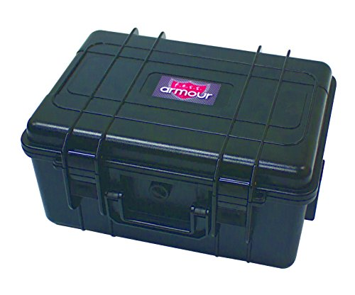 F.e.s.s. Armour 30-Cigar Waterproof Travel Humidor (Travel Humidor Plastic)