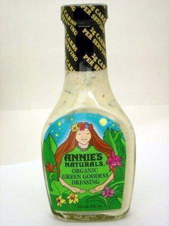 Annies Homegrown Organic Green Goddess Dressing, 8 Ounce by Annie's Homegrown