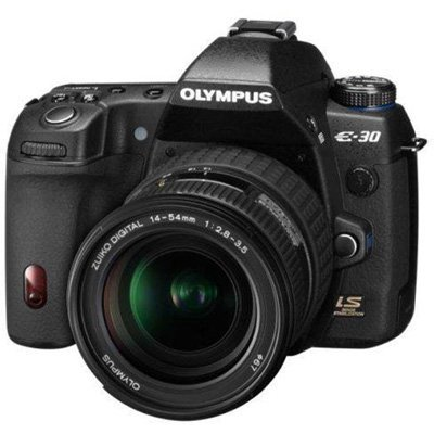 Olympus E30 12.3MP Digital SLR with Image Stabilization with 14-54mm f/2.8-3.5 II AF Zuiko Lens