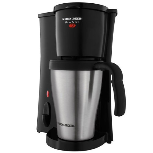 COFFEE MAKER 1 CUP (Pkg of 5)