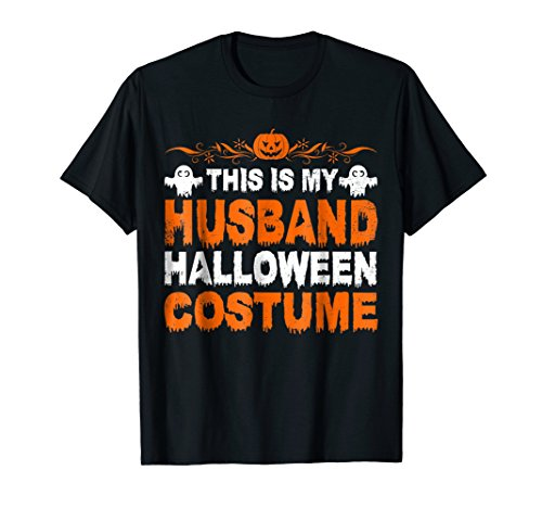 This Is My Husband Halloween Costume T (Coolest Halloween Costume Ideas)
