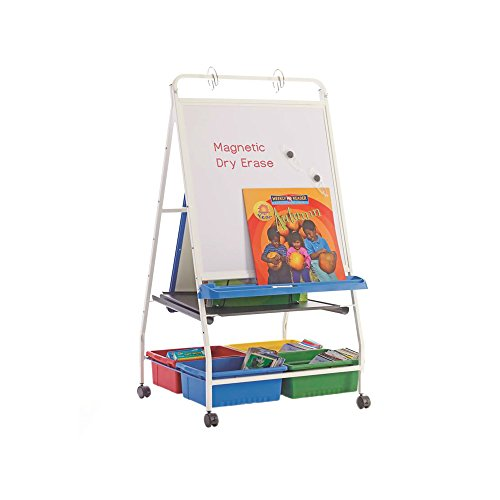 Magnetic Dry Erase Royal Reading Writing Center ()