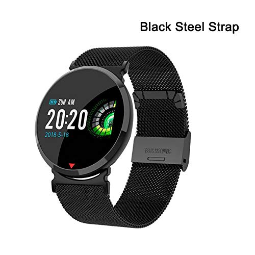 With For Ios Sports Screen Waterproof Compatible Most Smart Android Suitable Tracker MonitorTouch Ip67 Watch Fitness Rate And Wrist Heart rBWQdCexoE