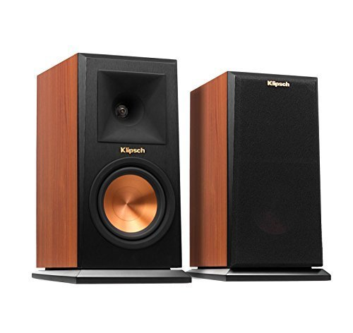 Klipsch RP 150M - Altavoces de estantería, color cherry