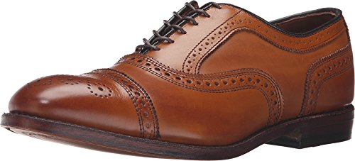 Allen Edmonds Men's Strand, Walnut Calf, 9 E
