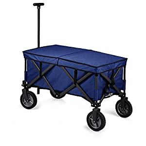 Picnic Time Adventure Wagon Upgrade Kit, Navy
