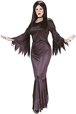 Madam Morticia Costume (disfraz): Amazon.es: Juguetes y juegos