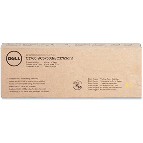 Dell MD8G4 Toner Cartridge C3760N/C3760DN/C3765DNF Color Laser Printer by Dell