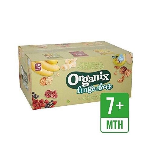 50%OFF バルク餅15×50グラム of Organix (Organix) (x B01M0WVYLB 6) - Organix Bulk Rice Cakes 15 x 50g (Pack of 6) [並行輸入品] B01M0WVYLB, 絵画販売のアートギャラリー南青山:bb501498 --- a0267596.xsph.ru