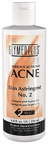 Glymed Plus Serious Action Astringent No. 2 8 oz