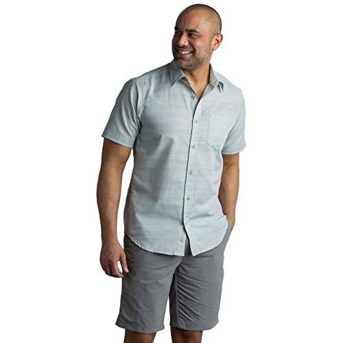 ExOfficio Men's Soft Cool Avalon Lightweight Short-Sleeve Shirt hot sale