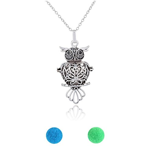 Openwork Aromatherapy Essential Diffuser Necklace