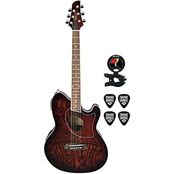 ibanez talman tcm50 6 string cutaway acoustic electric guitar with aeq200m preamp. Black Bedroom Furniture Sets. Home Design Ideas