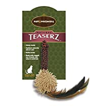Ruff & Whiskerz Natural Teaserz Catnip Cat Toy