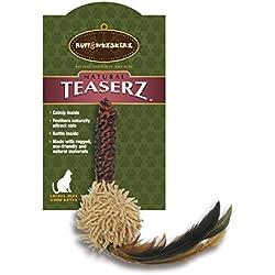 Ruff & Whiskerz Natural Teaserz Catnip Cat Toy