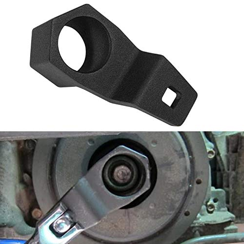 Camoo 50mm Crank Pulley Wrench Holder Crankshaft Pulley Removal Tool for  Honda Acura Harmonic 50mm