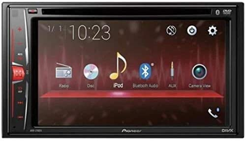 pioneer touch screen wiring diagram amazon com pioneer avh 210ex in dash 2 din 6 2  touchscreen dvd  amazon com pioneer avh 210ex in dash 2