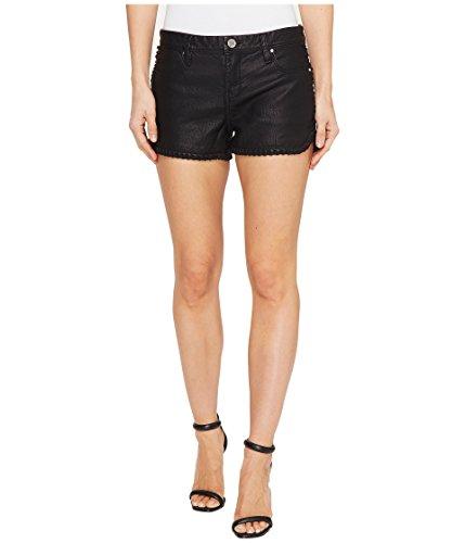 避ける突然クリエイティブ[ブランクニューヨークシティー] Blank NYC レディース Vegan Leather Shorts in Lace Of The Ex パンツ Lace Of The Ex 27 [並行輸入品]