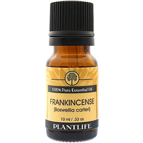 Frankincense Essential Oil (100% Pure and Natural, Therapeutic Grade) 10 ml