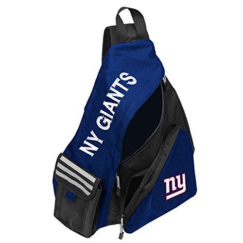 Officially Licensed NFL New York Giants Leadoff Slingbag