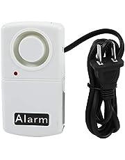 Eboxer CN-stekker 220 V LED display Smart 120 dB automatische stroomuitval uitval alarm waarschuwing sirene 120 dB stroomarm