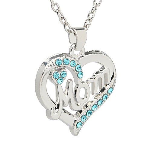 Mom Necklace | Mother and Daughter Necklace is Best Gift for Mom or Mother of the Bride—Not Just Jewelry for Mom, but an Expression of Love