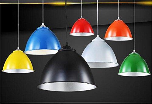 Lampade a sospensione lampadari minimalista singola testa creative