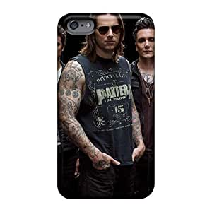 Durable Hard Cell-phone Cases For Iphone 6plus (DHG6174XLJG) Provide Private Custom Nice Avenged Sevenfold Band A7X Series