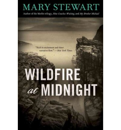 Read Online [ WILDFIRE AT MIDNIGHT ] By Stewart, Mary ( Author) 2012 [ Paperback ] pdf epub