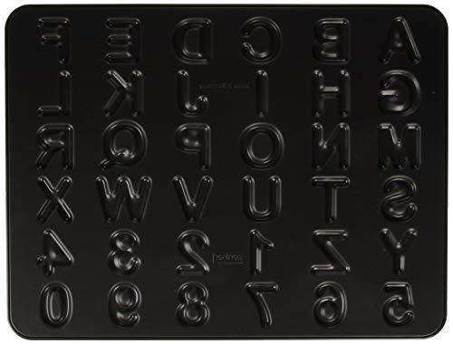 Zenker 36 Count Nonstick Carbon Steel ABC 123 Baking Pan