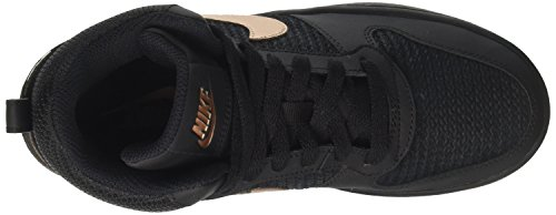 Unisex Adulto Borough Negro W Deporte de Black Court Nike Zapatillas BYnHg6