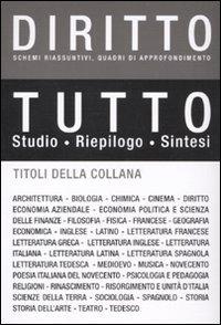 Tutto diritto Copertina flessibile – 3 mar 2011 De Agostini 8841864869 Altra non illustrata
