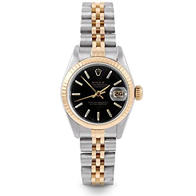 Rolex Datejust Swiss-Automatic Female Watch 6917 (Certified Pre-Owned) by Rolex