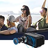 Zosam Portable Bluetooth Speaker, IPX6 Waterproof