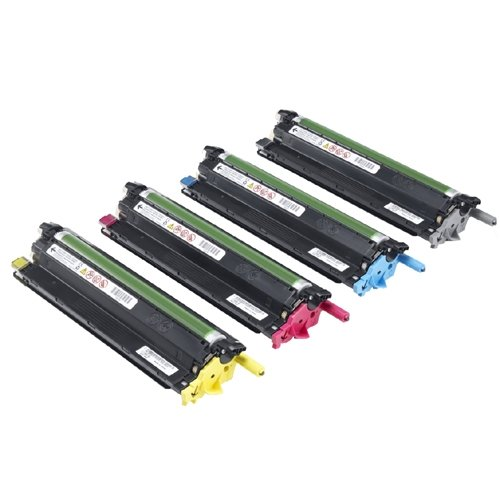 Star Page Kit - Dell TWR5P C/M/Y/K 55000 Page Imaging Drum Cartridge for Dell C2660dn, Dell C2665dnf, Dell C3760n, Dell C3760dn, Dell C3765dnf Color Laser Printer
