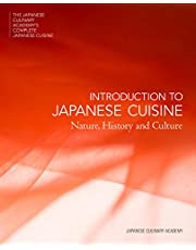 Introduction to Japanese Cuisine: Nature, History and Culture: 1