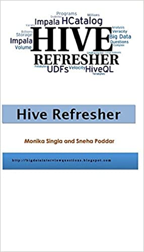 Hive Refresher Kindle Edition