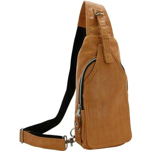 [トリックスター] TRICKSTER KITE one shoulder bag B005TGXL2Y キャメル キャメル